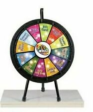 12 Slot Mini Prize Wheel Game 20.5 in. Diameter