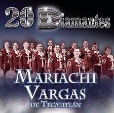 Latin Musik-CD 's Mariachi Music-Label