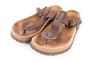 BIRKENSTOCK BETULA Gizeh Sandals Shoes Women's Size US 6 Euro 36 Regular