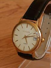 Poljot Watch 17 Jewels Soviet Watch Calendar Restored
