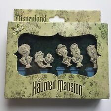 DLR - Haunted Mansion O'Pin House Boxed Set: Singing Busts Disney Pin 70075