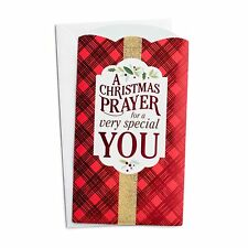 DaySpring A Christmas Prayer - 10 Premium Christmas Boxed Money/Gift Card Hol.