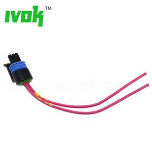 Coolant Temperature Sensor Connector Pigtail GM CTS Computer Sensor PT-CTS1 TX89