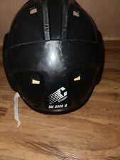 Vintage Cooper SK 2000 S Black Hockey Helmet