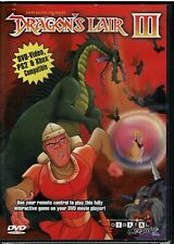 Dragons Lair III DVD PS2 XBox Brand New