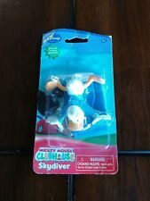 ©Disney Mickey Mouse Clubhouse Club House Donald Duck Real Parachute Skydiver 2""