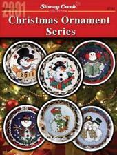 Christmas Ornament Series LFT174 by Stoney Creek cross stitch pattern