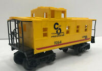 Lionel O Gauge Chesapeake & Ohio C&O For Progress #9064 Caboose Car Train NICE