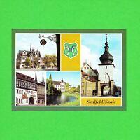 Ansichtskarte Saalfeld/Saale