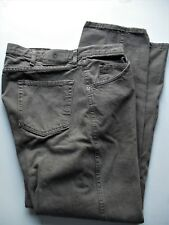 Wrangler  G9651WT Medium Brown Jeans W40 X  L32 100% Cotton