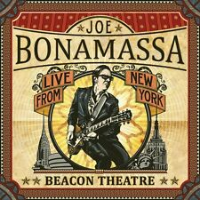 Joe Bonamassa - Beacon Theatre: Live from New York [New CD]