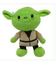 Fetch for Pets Yoda Plush Figure Squeaker Dog Toy, Medium 7B