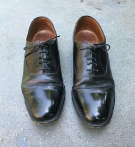 RAF Officer's Oxford All Leather Shoes – size 9M