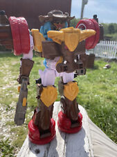 Power Rangers Bison King Megazord