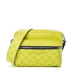Louis Vuitton Monogram Outdoor Messenger Bag / Yellow / M30239