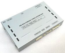 Mercedes-Benz W221 / W212 / W204 NTG4 Comand,Audio20 Multimedia video interface