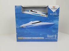PROBOAT React 9 Self-Righting Brushed Deep-V RTR (PRB08023) Horizon DISCONTINUED