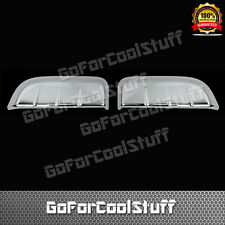 For Nissan Pathfinder 04-12 Chrome 2 Rear Side Doors Handles Covers