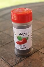 Jay's Smoked Jalapeno spice 1.5 oz by weight/ BLACK FRIDAY SALE!! 20% OFF 1 DAY