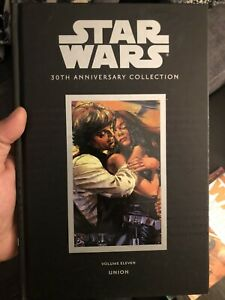 Star Wars 30th Anniversary Collection - Volume 11 Union HC Dark Horse OOP Rare