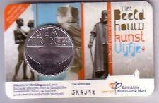 Olanda   5 € 2012 argento Beeld houw Vijfie   coincard