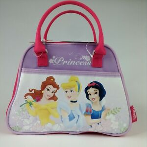 Thermos Disney Princess Insulated Lunch Box Belle Snow White Cinderella NEW
