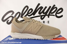 NEW BALANCE 247 KNIT WINTER KNIT TAUPE KHAKI OFF WHITE MRL247KT SZ 9.5
