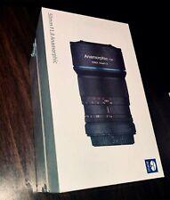 Sirui 50mm f/1.8 Anamorphic 1.33x Lens (MFT Mount)