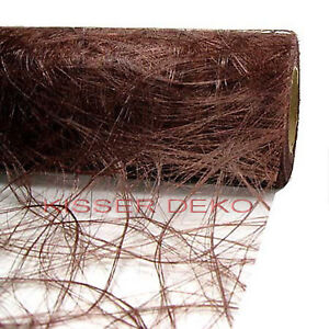 SIZOWEB IN Various Widths: 10 15 20 30 60 CM X 25 M Table Runner Wave Wow