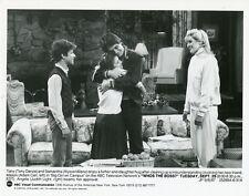 TONY DANZA ALYSSA MILANO ADAM CARL JUDITH LIGHT WHO'S THE BOSS 1987 ABC TV PHOTO
