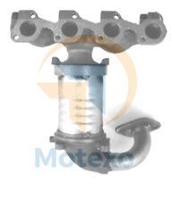 Exhaust Catalytic Converter FORD FIESTA 1.3 HCS1.3EFI 5/2002 - 11/2008 EURO 4