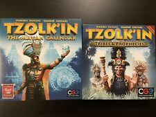 Tzolk'in - The Mayan Calendar With Expansion Tribes And Prophecys