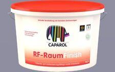Caparol RF-RaumFinish, Egalisiert Raufaserstöße, hohes Deckvermögen, Weiß 12,5 L