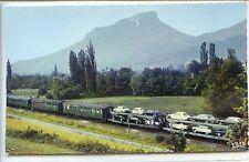 CP Train - Train Auto-couchettes - Chemins de Fer Français