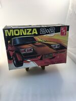 Vintage AMT 1975 Monza 2+2 Model Kit New Unbuilt  1/25