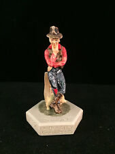 Sebastian Miniature Sml-063D Farmer Farmer City Hexagon Base Hudson 3898 Signed