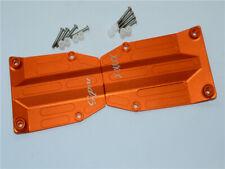 RC 1:5 Aluminum Alloy Center Skid Plate + Screws for TRAXXAS X-MAXX