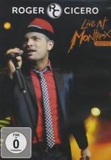 ROGER CICERO - LIVE AT MONTREUX 2010 - DVD NEU/OVP