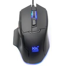 KM-Gaming K-GM4 optische Gaming RGB Maus mit 12.000dpi * NEU
