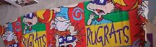 GUC Rugrats childrens room Novelty Window Treatment Valance boy Chuckie 84x14""