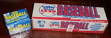 1990 FLEER BASEBALL 10TH ANNIVERSARY FACTORY SEALED CARD SET W/ UPDATE EDITION