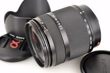 Excellent SONY DT 18-200mm 3.5-6.3 SAL18200 with hood from Japan