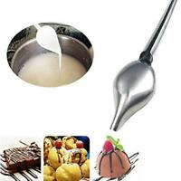 Dessert Decorating Chocolate Spoon Pencil Spoons Cake Tools Pastry Baking N6J4