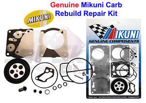 Genuine Mikuni SBN Super BN 38 44 46 Carb Carburetor Rebuild Repair Kit Polaris