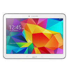 "Genuine Samsung Galaxy Tab 4 SM-T530 White 10.1"" Android 4.4 16GB Wi-Fi Tablet"