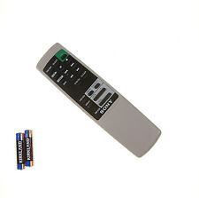 SONY RM-SG5 HOME AUDIO Remote Control W/BATTERIES-TESTED 1 YR WARRANTY