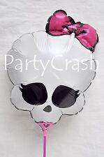 "12 Monster High Birthday Balloon 14"" Balloon Party Favors"