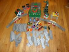 Thomas the Train Take Along Diecast Knapford Cranky Bridge 45 Track Building Lot