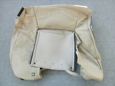 Saab 9-5 leather right rear seat back cover