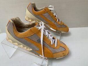 Vintage Rare Puma Mihara Yasuhiro Yellow Sneaker Art 343279 02  Size 12US